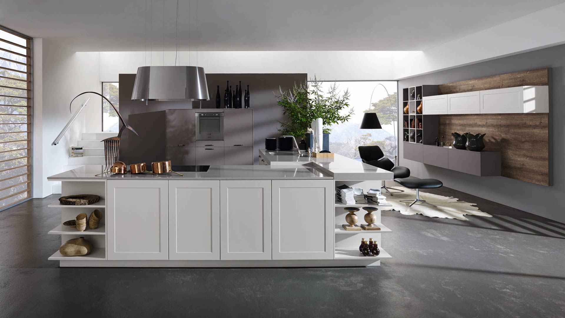 Shape Light Grey Kitchen (1)
