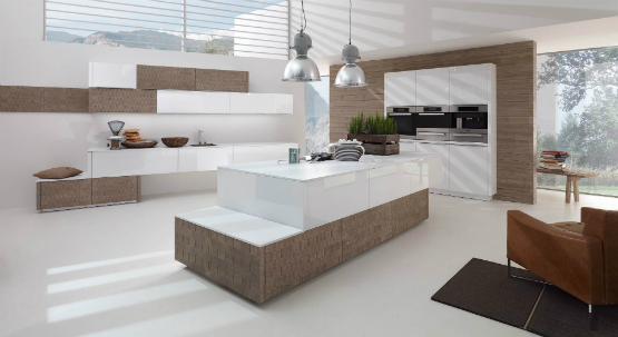 Attirant Vetrina White Kitchen 1